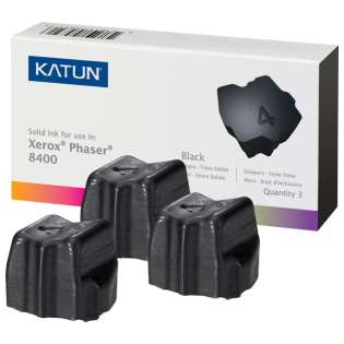 Replacement for Xerox 108R00604 ink - 3 black