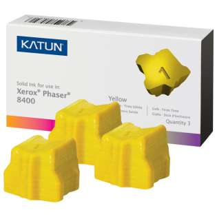 Replacement for Xerox 108R00608 ink - 3 yellow
