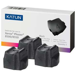 Replacement for Xerox 108R00668 ink - 3 black