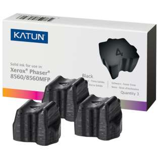 Replacement for Xerox 108R00726 ink - 3 black