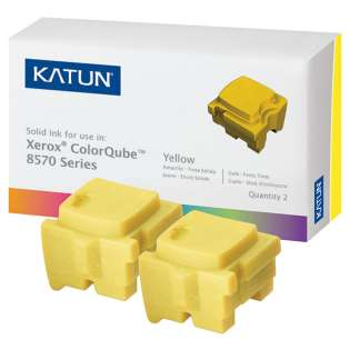 Replacement for Xerox 108R00928 ink - 2 yellow